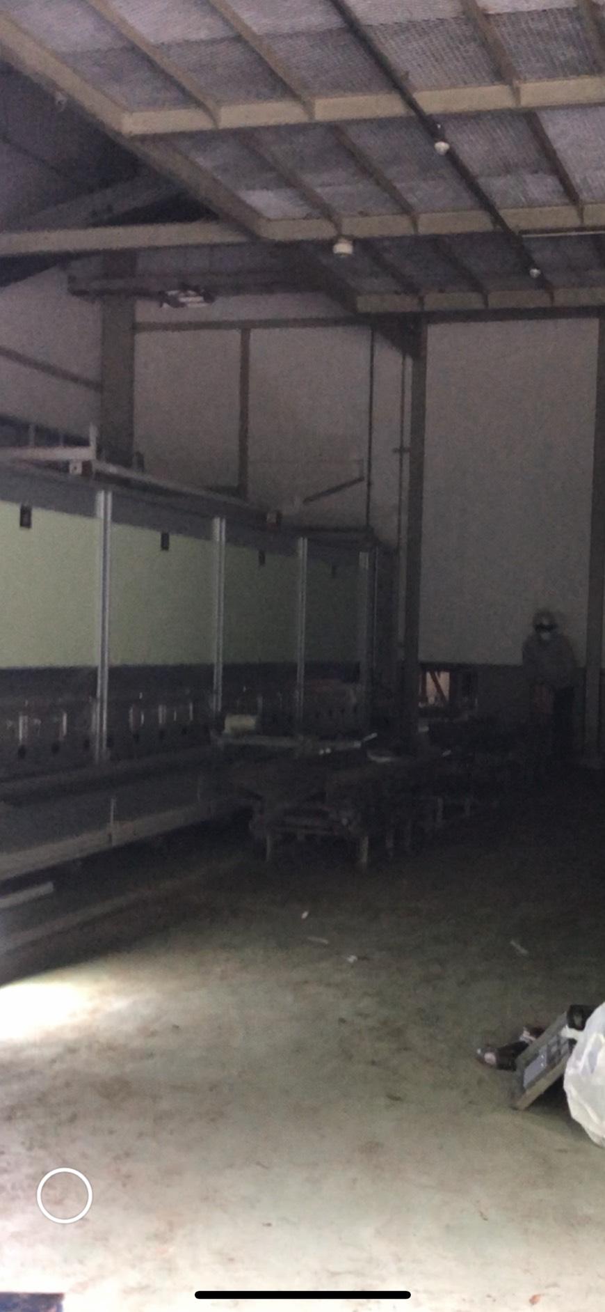 静岡市の工場の片付け