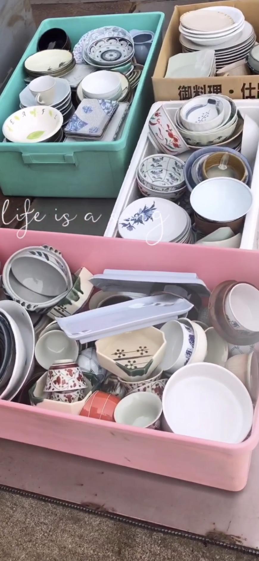 陶器やガラスの買取も樋口興業にお任せください