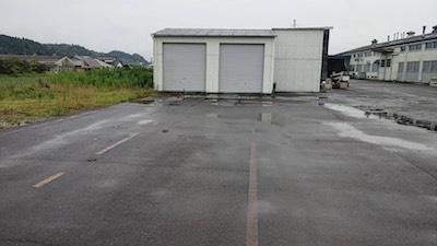 菊川市 工場片付け